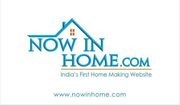 Now in home is one point solution to every dream home